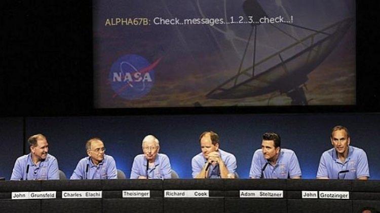 NASA'nın bilgileri çarpıtılmış! Uzaylı haberleri…